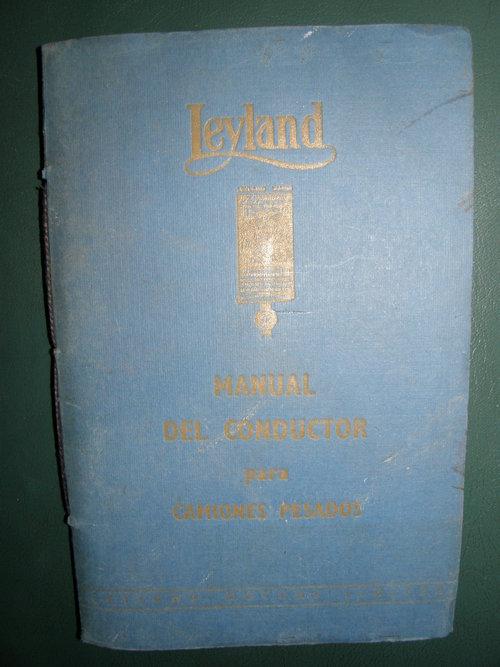 Part Manual Leyland