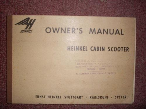 Part Manual Heynkel