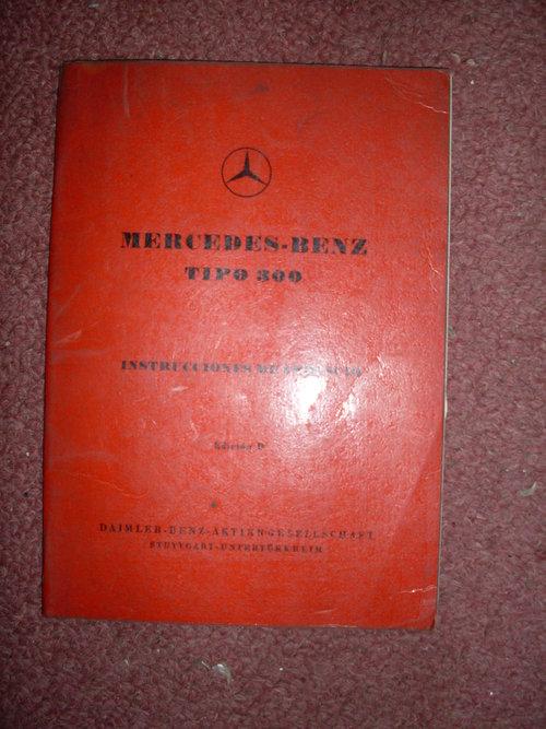 Repuesto Manual Mercedes Benz