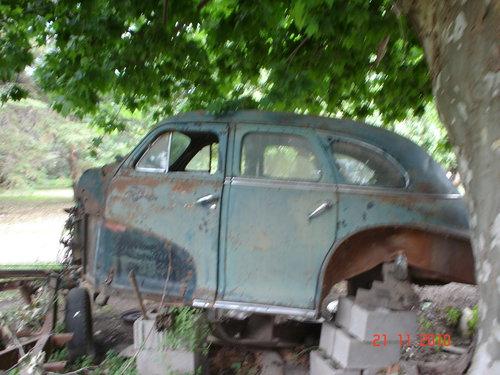 Repuesto Carrocer�a Pontiac 1942