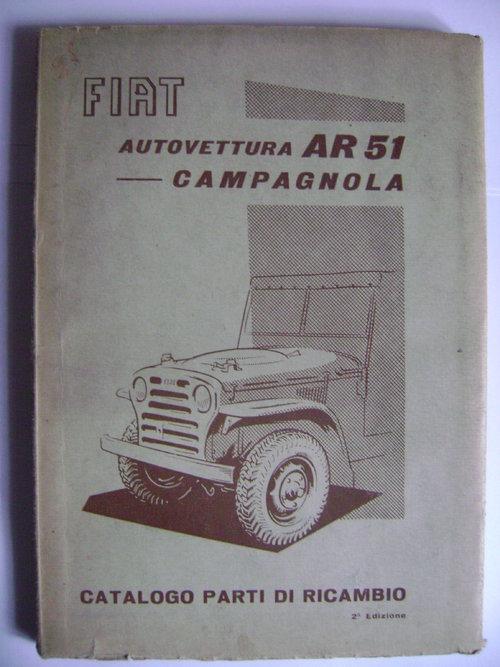 Part Manual Campagnola