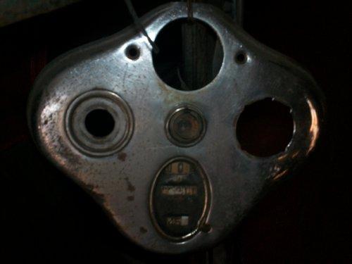 Repuesto Tablero Ford A 1928/29