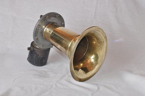 Part Horn Amplor Unis France - Renault 1914