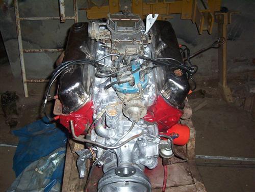 Part V8 302 Ranger Engines