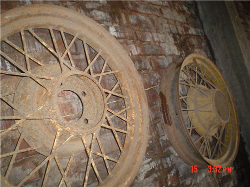 Part Ford Model A Rims