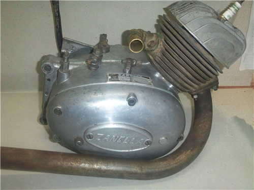 Repuesto Motor Zanella Bambina 48
