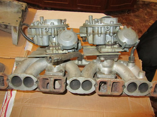 Part Zenith Carburetors Mercades Benz 250s 1968