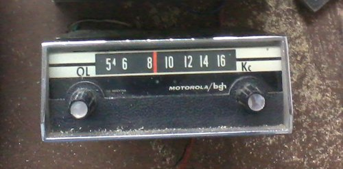 Part Radio Motorola Bgh Ami 8