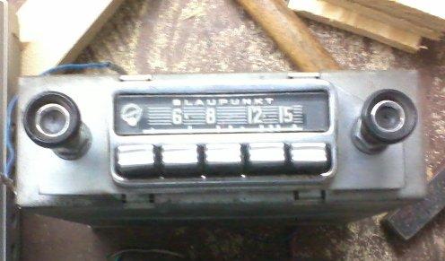Repuesto Radio Blaupunkt