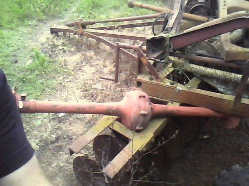Part Differential Ford Model T