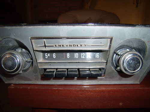 Part Chevrolet 400 Radio