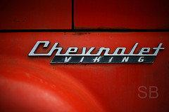 Repuesto Insignia Chevrolet Viking