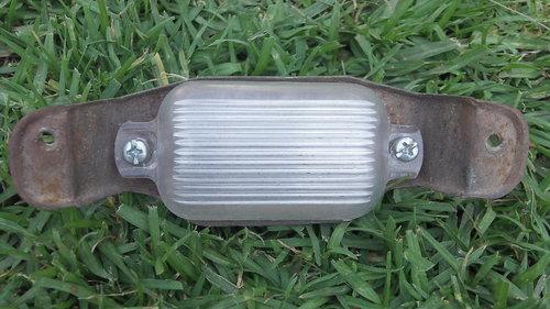 Part Light Patent Chevy