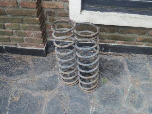 Repuesto Espirales Traseros Torino