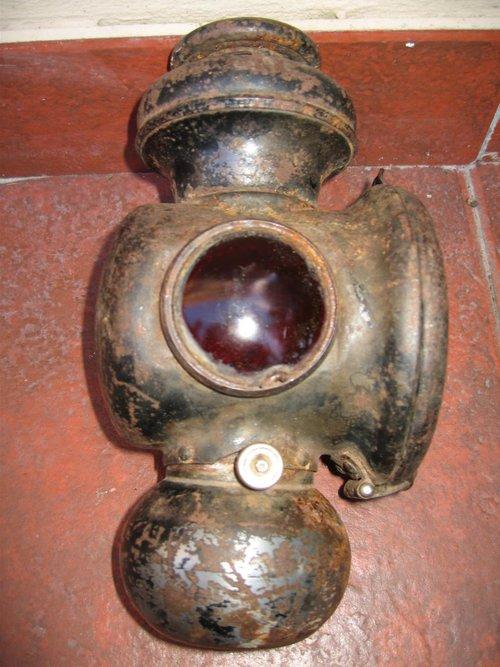 Part Lateral Lantern Kerosene Ford Model T 1914-1925