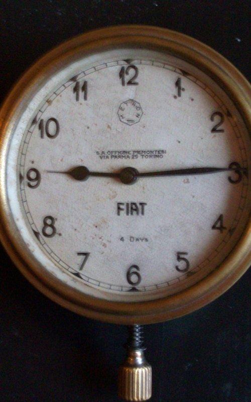 Part Watch Fiat