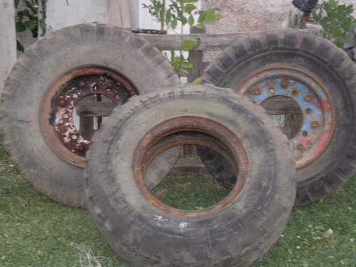 Part Tires And Rubbers