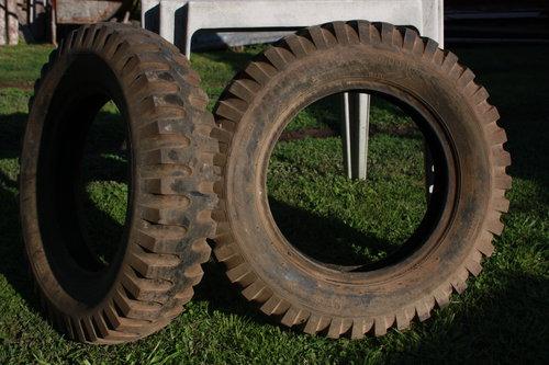 Part 600 X 16 Tires
