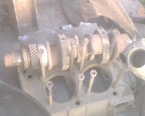 Repuesto Repuestos Motor Escarabajo
