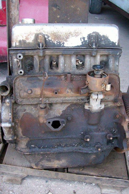 Part Fiat 1200 Motor