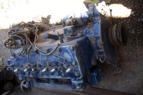 Part Lycoming Engine