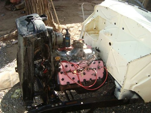 Repuesto Motor Ford V8 Flathead
