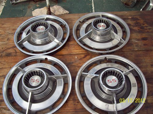 Part Cups Chevrolet 400 Ss