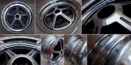 Repuesto Juego Llantas Protto Torinos Coupé Comahue-GS-TSX