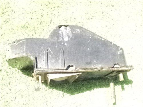 Part Heating Radiator Chevy