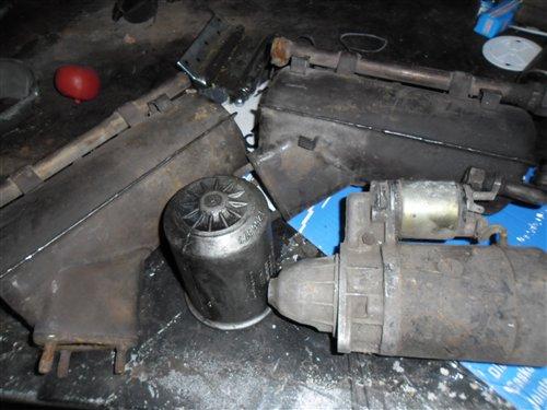 Part Lot Spare Parts Bmw