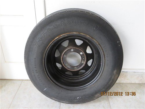 Part Tires Chevrolet Pick Up