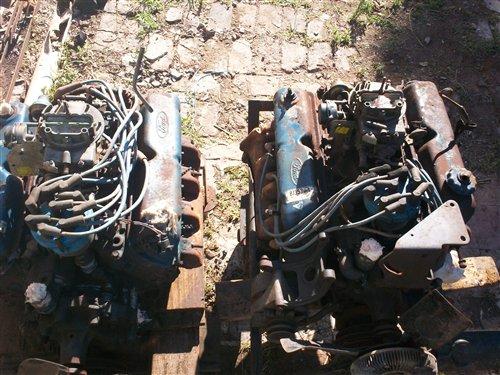 Part Ranger V8 Engines