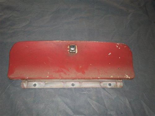 Part Glove Box Lid Fiat 1500
