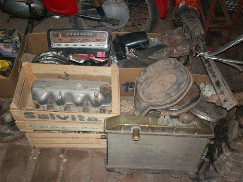 Part Radeador Fiat 1500