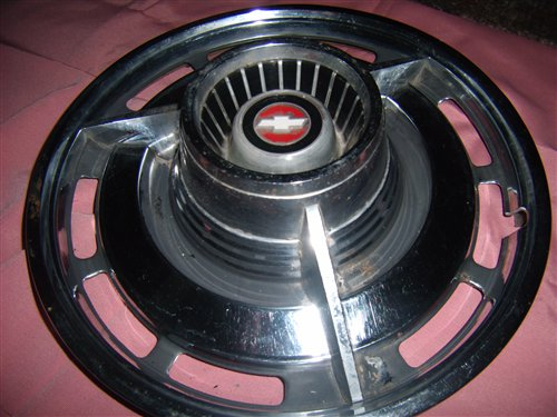 Repuesto Taza Chevrolet 400