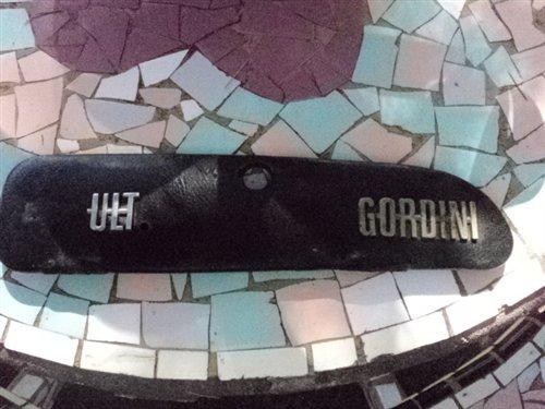 Repuesto Tapa Guantera Gordini