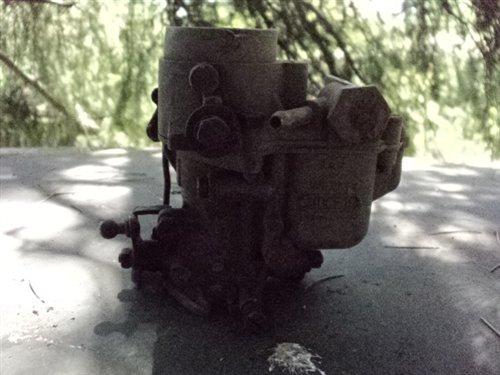Part Fiat 600 Carburetor Adapted Gordini