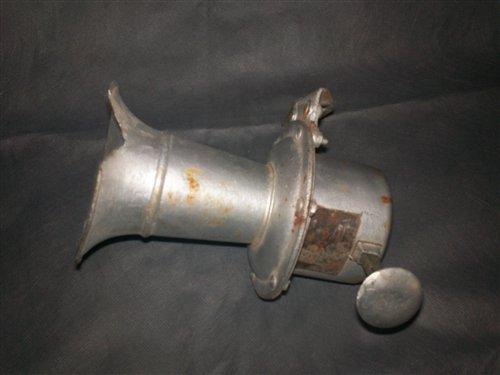 Part Horn Zipper