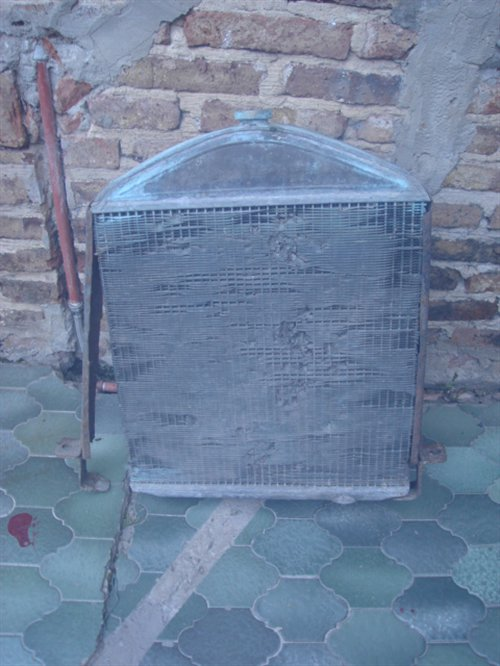 Part Ford Radiator