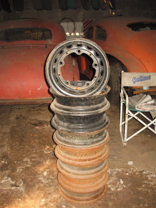 Part Ford Rims