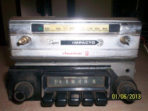 Repuesto Radios