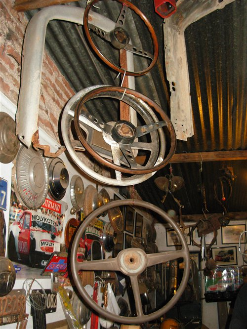 Part Steering Wheel Chevrolet Toad
