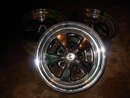 Repuesto Llantas Chevrolet