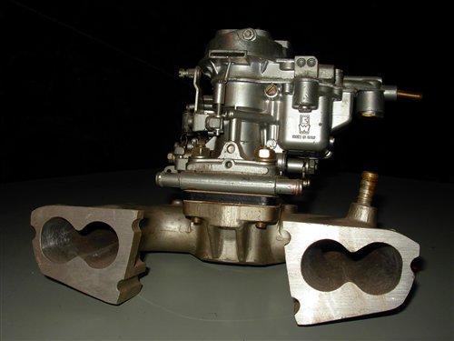 Repuesto Carburador Weber