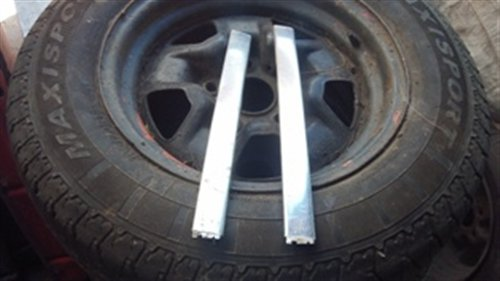 Part Bagueta Vertical Window Coupe Chevy