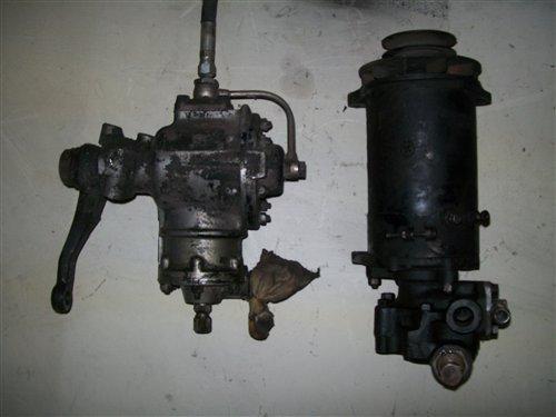 Part Mk2 Hydraulic Steering