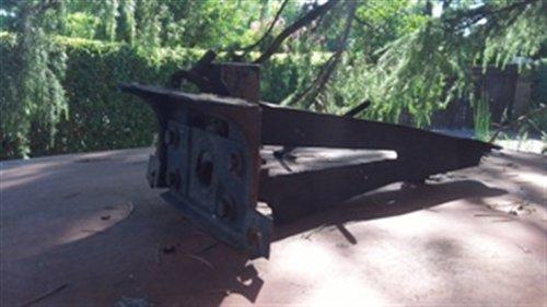 Part Lock Capot Falcon