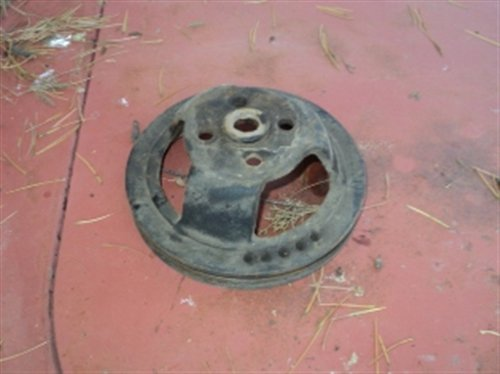 Part Blade Pulley Radiator Falcon