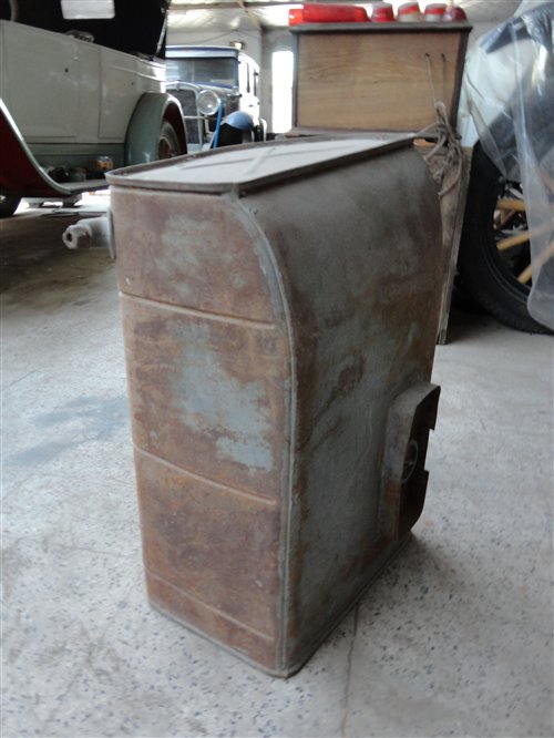 Part Tank Ford T 1926/27