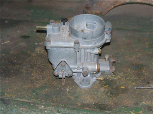 Repuesto Carburador DKW Bomba Pique